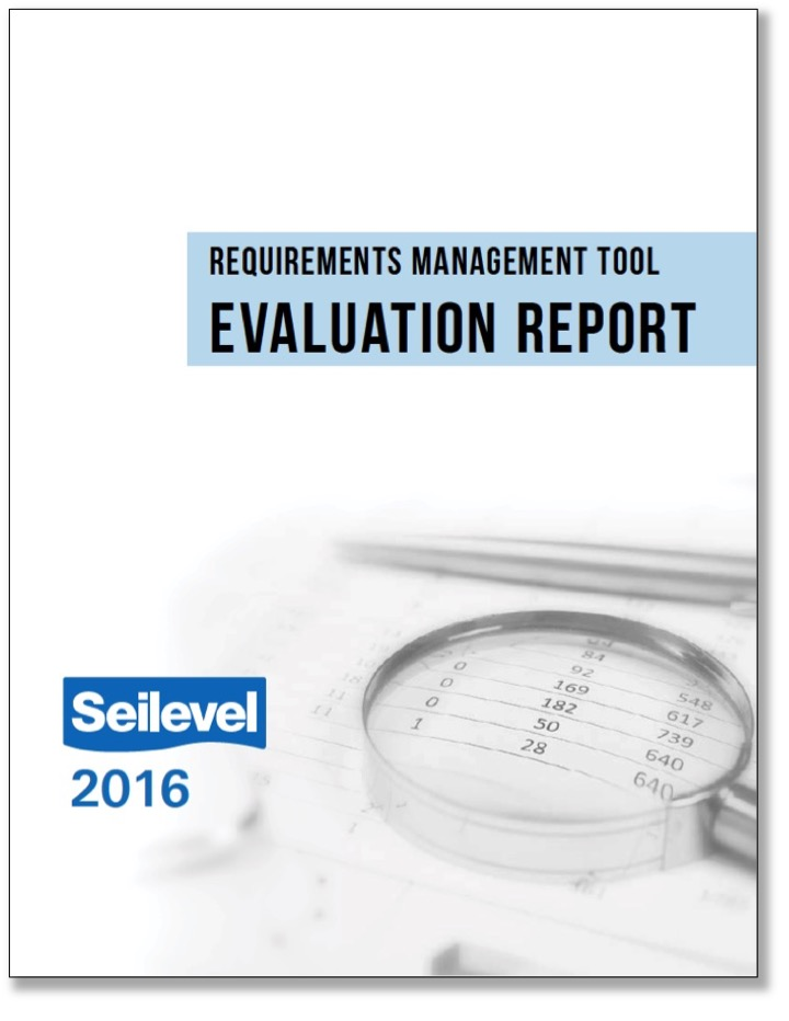 Requirements management tools evaluation seilevel malvernweather Image collections